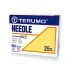 Needle disposable 25G x 25mm latex free