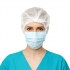 PrimeOn Athena Surgical face mask, Ties, anti fog, Level 3