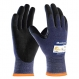 Glove, MaxiCut 5 Ultra, Cut-Proof, Medium (orange)