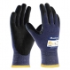 Glove, MaxiCut 5 Ultra, Cut-Proof, X-Large (yellow)