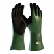 Glove, MaxiChem Cut level 3, Chem Resistant, 30cm, L