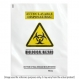 Bag autoclave 55 x 70 cm Medium, Biohazard Labelled