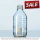 Bottle GL 45 Lab glass 100ml protect plastic coated